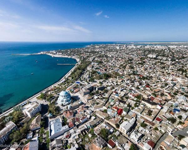 Какой город выбрать в Крыму для отдыха