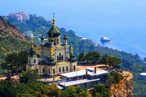 Церковь Воскресения Христова - Форосская церковь