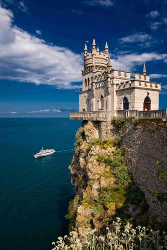 Главная достопримечательность Крыма - Ласточкино Гнездо