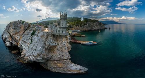 Крым - аэросъемка