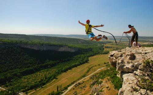 Активный отдых в Крыму в августе