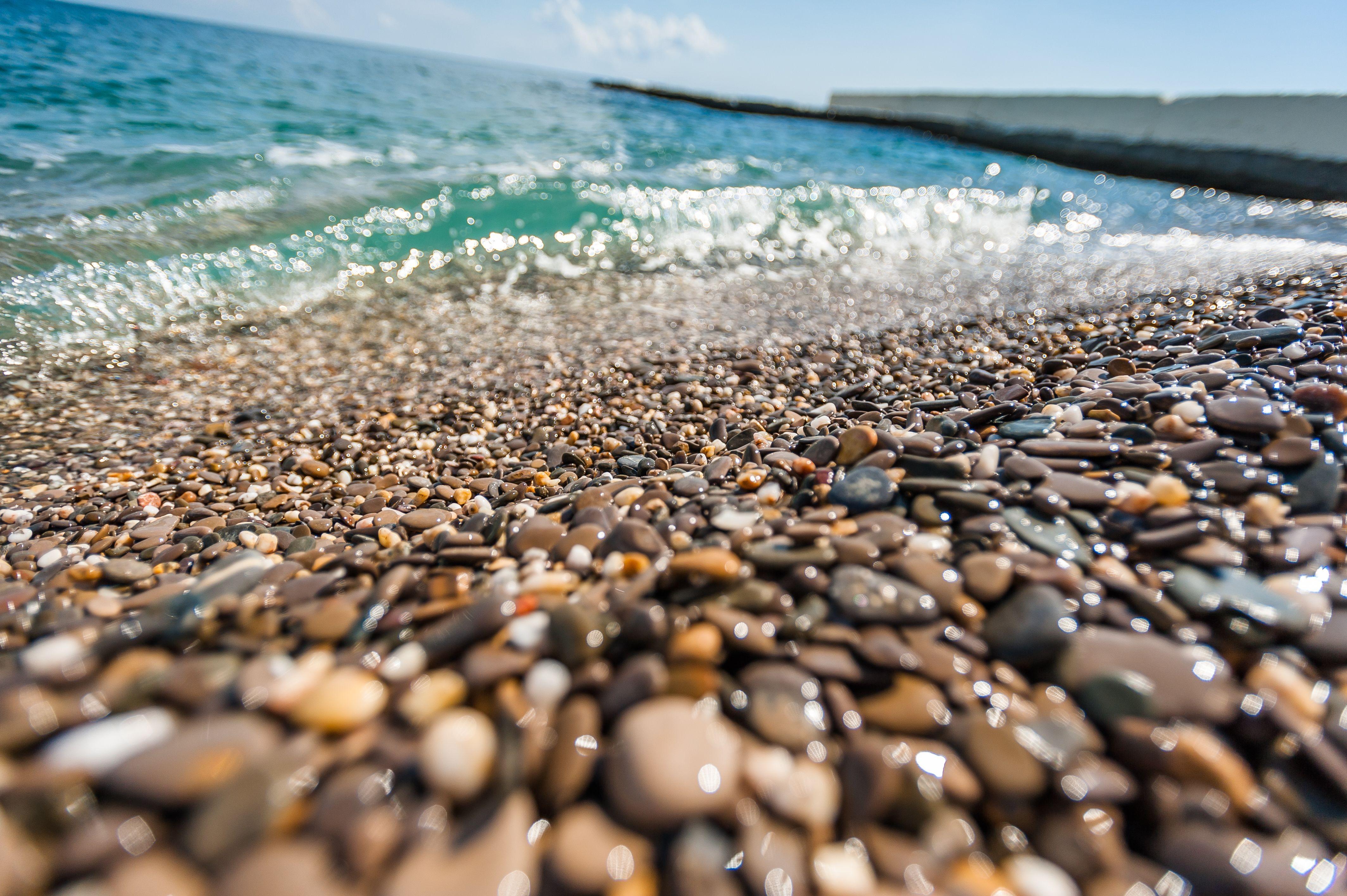 Лучшие пляжи Крыма. Песчаные и галечные пляжи