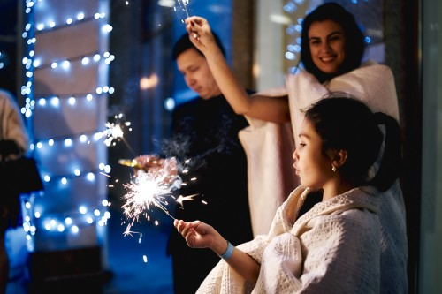 Новый год в Алуште