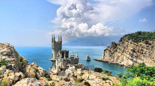 Лучшее место в Крыму - Ласточкино Гнездо