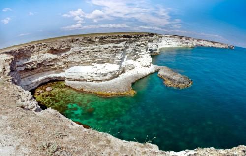 Западный Крым - Тарханкут