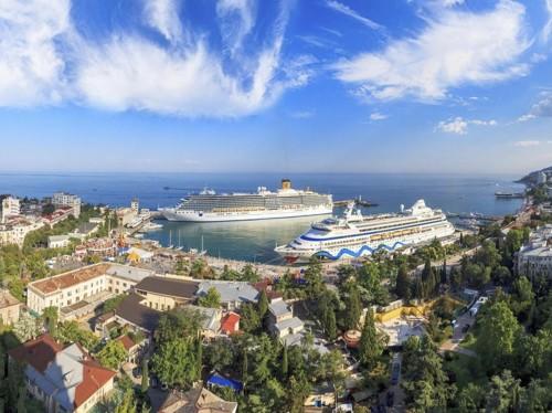 Ялта - лучший курортный город Крыма