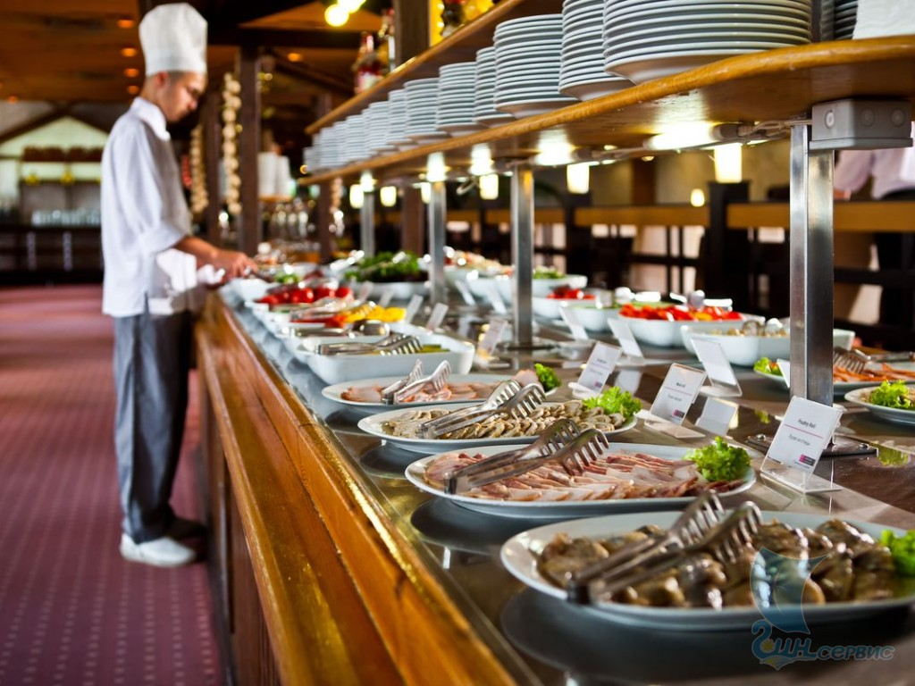Рестораны где есть шведский стол