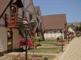 Отель «Альпийская долина»