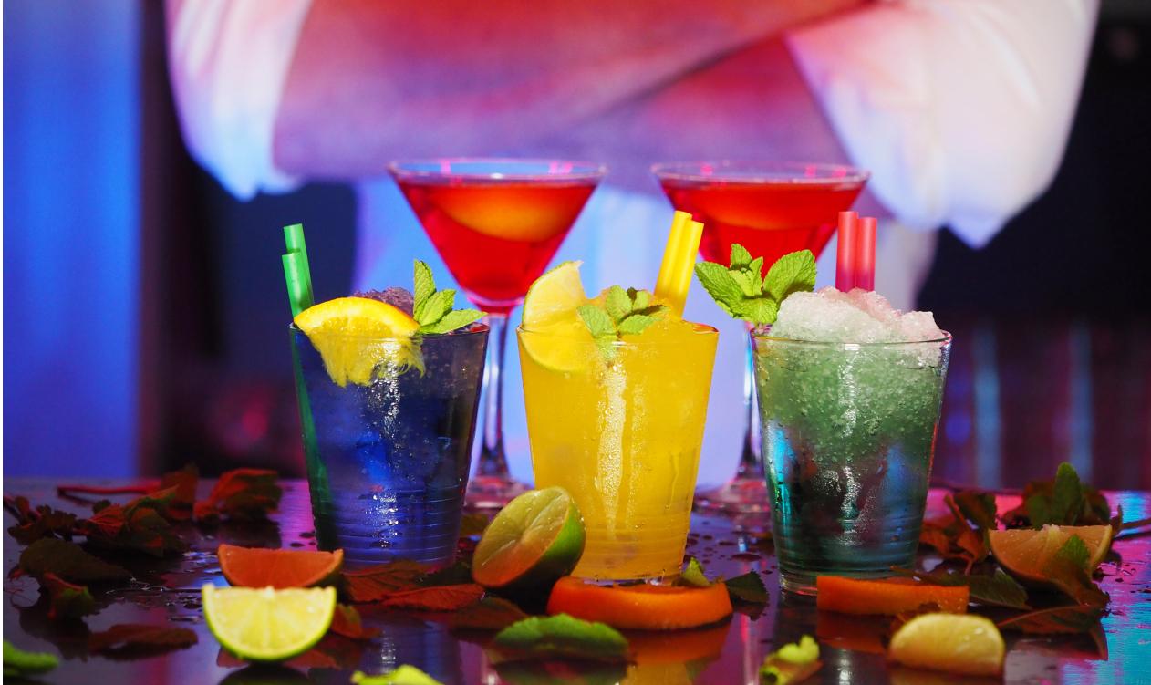Приветственный коктейль