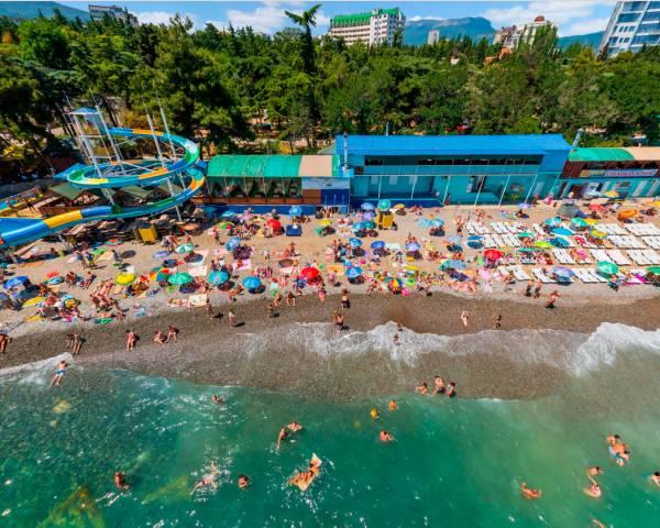 Городской пляж «Ласковый берег»