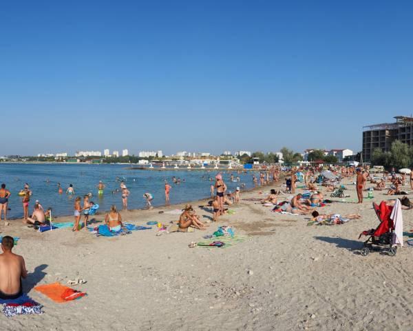 Пляж «Омега»