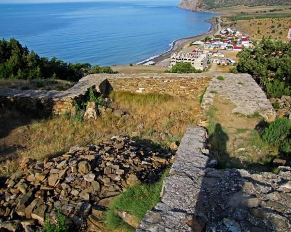 Кутлакская (Боспорская) крепость