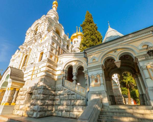 Александро-Невский собор (Ялта)