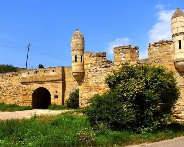 Крепость «Ени-Кале»