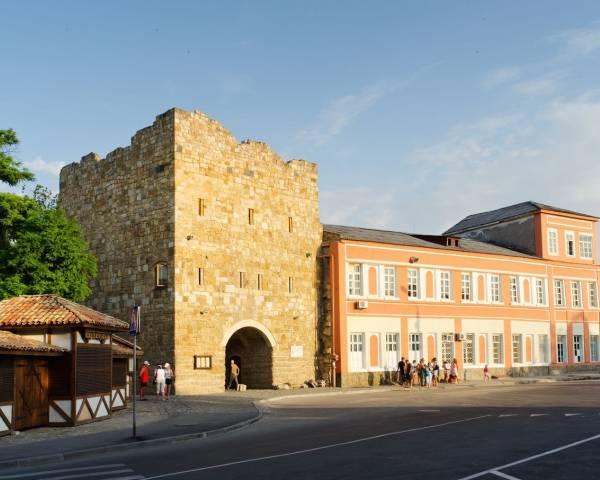 Крепость Гезлев